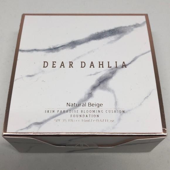 dear dahlia Other - BNIB Dear Dahlia Skin Paradise Cushion Foundation